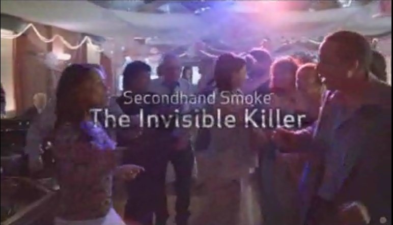 "NHS - ""The Invisible Killer"" with Adrian Tyndale"