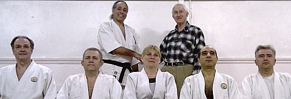 "John Wilkinson visits ""O Do Ryu"" after 40 years - 30th January, 2012"