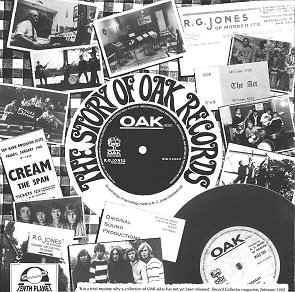 OAK RECORDS - R G JONES