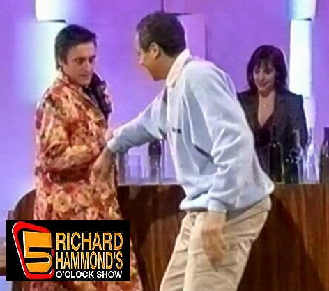 RICHARD HAMMOND'S 5 O'CLOCK SHOW with ADRIAN TYNDALE