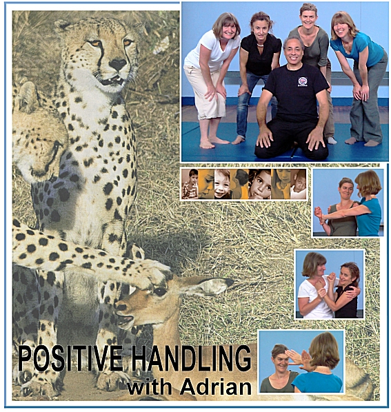 POSITIVE HANDING - For parents and carers of children & young people with special needs